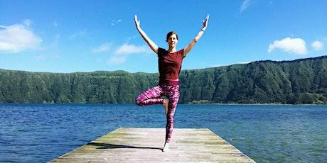 Dynamic Flow Yoga with Hélène Dutfoy - Practice Connection tickets
