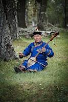 Concert Mongun-ool Ondar (chant diphonique d'Asie centrale)