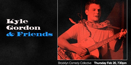 Kyle Gordon and Friends tickets