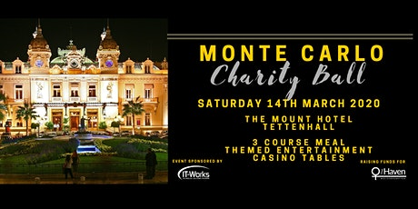Monte Carlo Charity Ball tickets