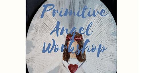 Primitive Angel Paint Class