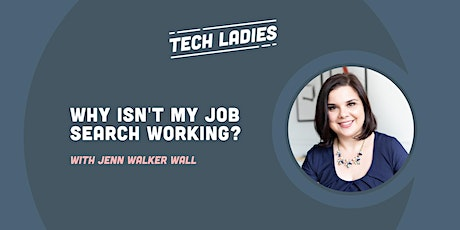 *Webinar* Why Isn't My Job Search Working? tickets