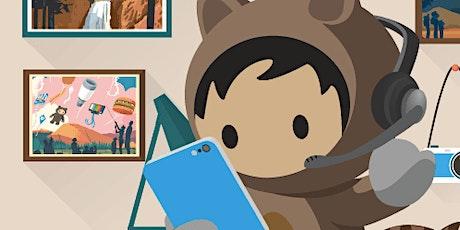 MD-Café Online Spreekuur Salesforce tickets