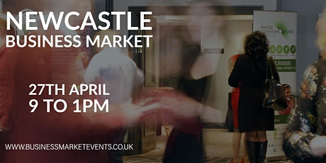 Newcastle Business Market tickets