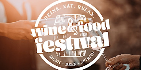 Wine & Food Festival - Cary tickets