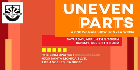 Uneven Parts: A One Woman Show  tickets
