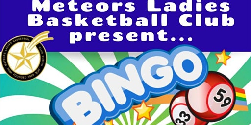 Bingo at the Goat Pub hosted by Meteors Basketball Club