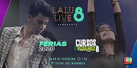Lalu Live 8 - O Maior Espetáculo Musical do Recife ingressos