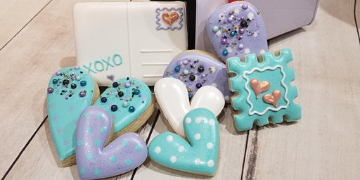 Sending You My Love, Cookie Decorating Class
