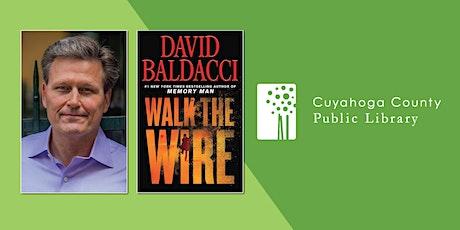 Meet Author David Baldacci tickets