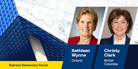 The Power  and the Premiers (Ryerson Democracy Forum) tickets