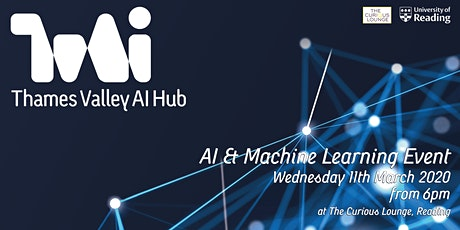 Thames Valley AI HUB Event - Health tickets