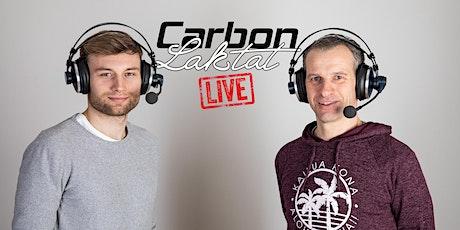 Carbon & Laktat - live mit Frank Wechsel und Simon Müller Tickets