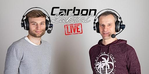 Carbon & Laktat - live mit Frank Wechsel und Simon Müller