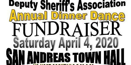Annual Dinner Dance Fundraiser tickets