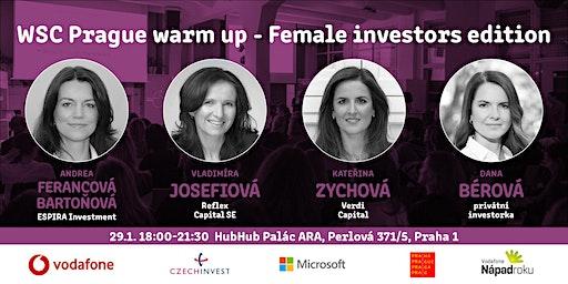 WSC Prague warm up: Female investors edition