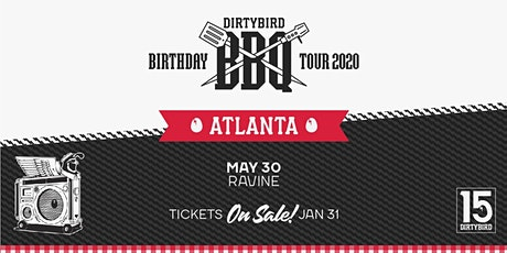 Dirtybird BBQ - Atlanta tickets