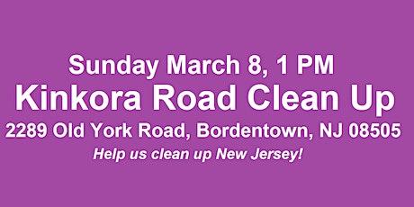 Kinkora Road Cleanup tickets