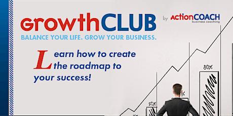 Growth Club - 90-Day Planning Workshop tickets
