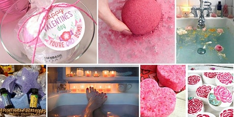Canvases & Cocktails Bath Bomb Lesson tickets