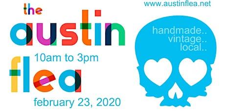 The Austin Flea at Fareground Austin tickets