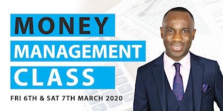 Money Management Class tickets