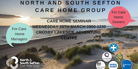North and South Sefton Care Home Group Seminar tickets
