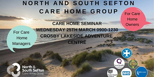 North and South Sefton Care Home Group Seminar