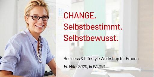 Business & Lifestyle Workshop für Frauen