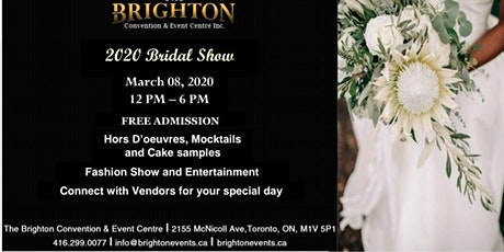 The Brighton Bridal Show tickets