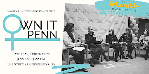 OWN IT Penn Women's Empowerment Conference 2020
