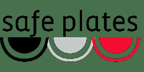 Safe Plates tickets
