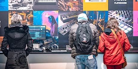 DJ Workshop by Roland tickets