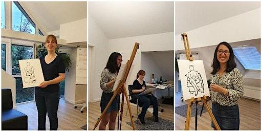 Workshop für Aktmalerei