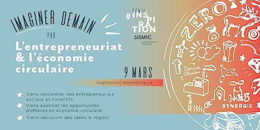 Série #Inspiration - Entrepreneuriat social & économie circulaire