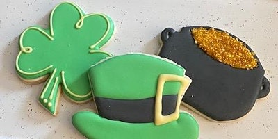 Drag Cookies & Candles - St. Patrick's Day Edition