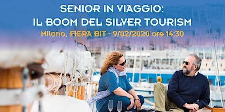 Senior in viaggio: il boom del Silver Tourism biglietti