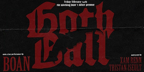 The Witching Hour GOTH BALL tickets