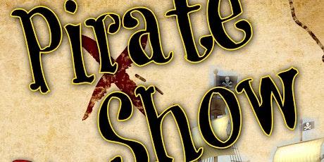 Pirate Adventure Show tickets