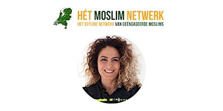 Hét Gesprek #11 - Fatima Aboulouafa tickets