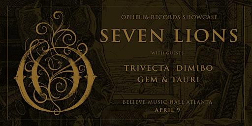 Seven Lions - Ophelia Records Showcase | IRIS at Believe | Thursday April 9
