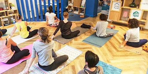 Et si on faisait du yoga à midi ?
