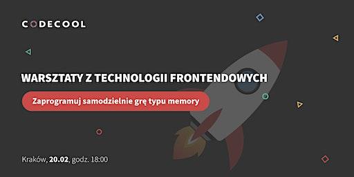 Warsztaty z programowania frontendowego - Sprawdź się zanim zaczniesz!