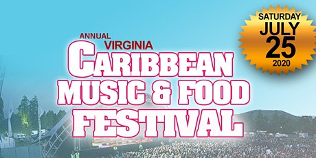VIRGINIA CARIBBEAN MUSIC & FOOD FESTIVAL tickets