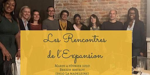 Les Rencontres de l'Expansion à Lille : sortir, se réunir & grandir ensemble en 2020