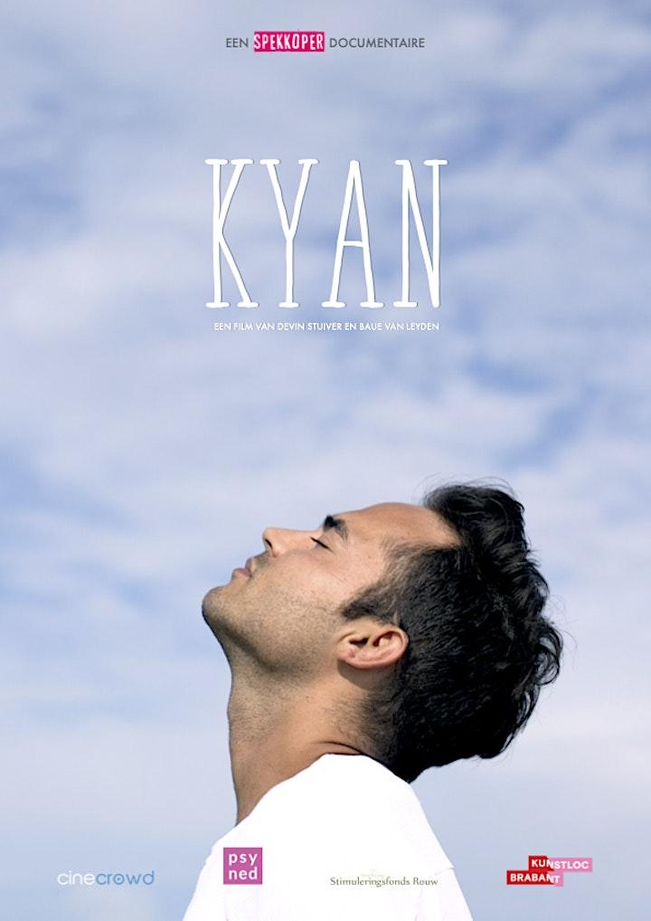 Afbeelding van KYAN documentaire vertoning  Filmtheater Voorschoten