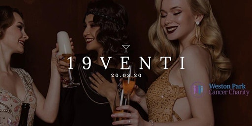 19 Venti - LAST ENTRY 8:30pm (FREE glass of prosecco on arrival) 18+ EVENT