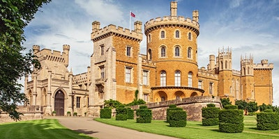 IN YOUR ELEMENT FESTIVAL AT BELVOIR CASTLE 4th & 5th July 2020