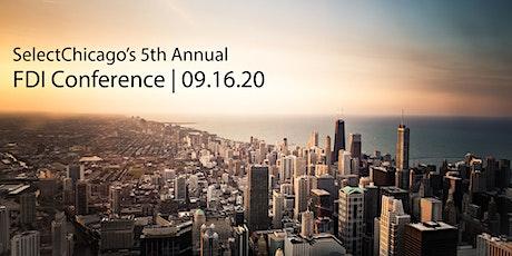 SelectChicago FDI Conference 2020 tickets