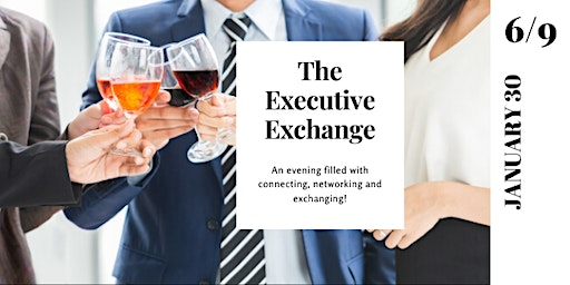 The Executive Exchange Networking Evening (3.0)